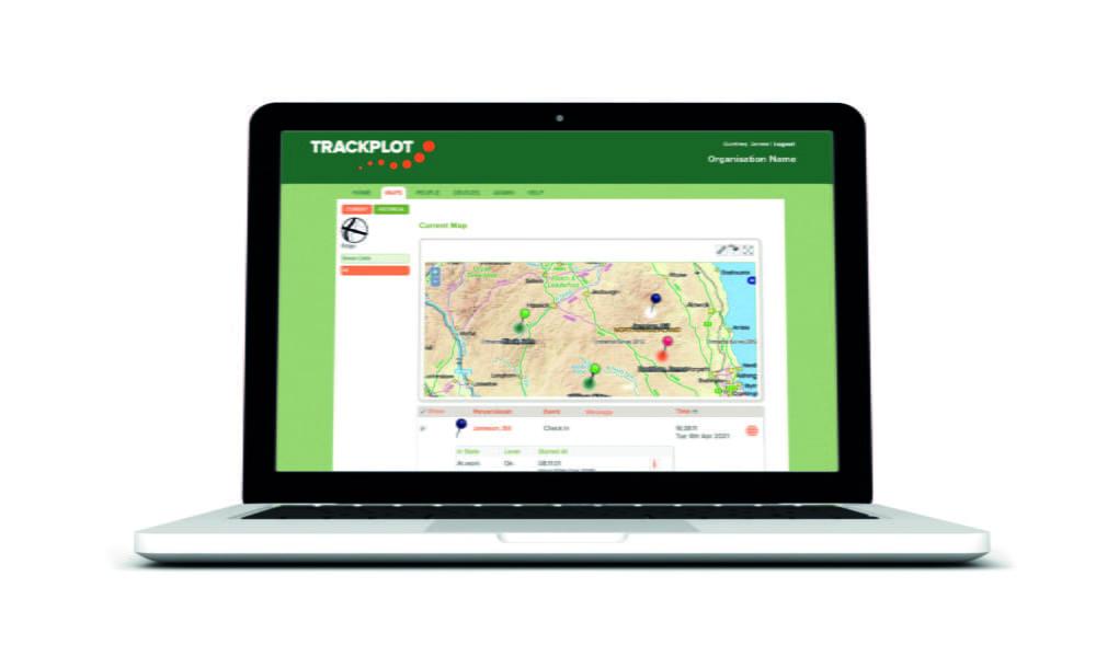 Trackplot portal
